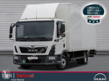 Camion fourgon MAN TGL 8.190 4X2 BL, 6,1m, LBW, AHK, LGS