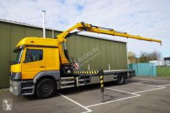 Camião Mercedes Atego estrado / caixa aberta usado