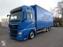 Camion MAN TGX Jumbo-BDF, TGX 24.440 LL 6x2, Intarder, deutsch châssis occasion