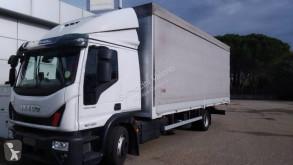 Camion centinato alla francese Iveco Eurocargo ML 120 E 25 P