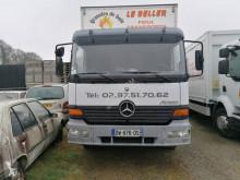 Camion Mercedes Atego 1218 furgone plywood / polyfond usato