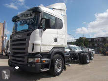 Scania chassis truck R420 Scania - R420 MANUALE RETARDER DISCO - A Telaio