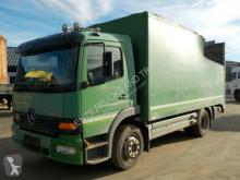Camión Mercedes ATEGO1223-KIPPERRADSTAND-ORG KM-TOP furgón usado