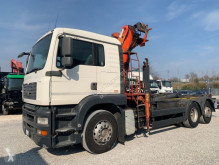Camion MAN 26.413 polybenne occasion