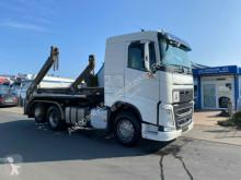 Volvo skip truck FH FH 500 Euro 6 Absetzkipper Meiller Retarder