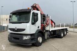 Camion Renault plateau occasion