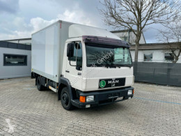 Camion fourgon MAN 8.224 LLC