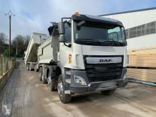 DAF half-pipe tipper truck CF 85.480