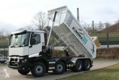 Camion benne Renault C-Series C480 8x4 Euro6d / Mulden Kipper EuromixMTP