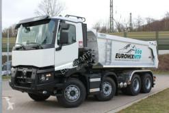 Camion ribaltabile Renault C-Series C480 8x4 Euro6d / Mulden Kipper EuromixMTP