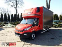 Camión lonas deslizantes (PLFD) Iveco DAILY35S18 PLANDEKA WINDA 10 PALET KLIMATYZACJA WEBASTO TEMPOMA