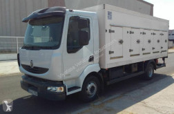 Teherautó Renault Midlum 190.08 használt hűtőkocsi