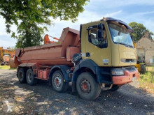 Camion Renault Kerax 420 benne Enrochement occasion