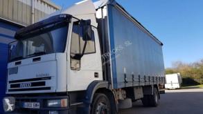 Camión lonas deslizantes (PLFD) Iveco Eurocargo 150 E 24 tector