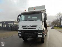 Lastbil Iveco Trakker 410 flak begagnad