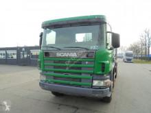 Camion béton toupie / Malaxeur Scania P124