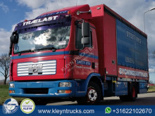 Camion MAN TGL 12.240 Teloni scorrevoli (centinato) usato