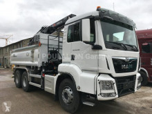 MAN TGS 26.430 truck new two-way side tipper