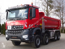 Camion ribaltabile Mercedes Arocs 4145 8x6 EURO6 Muldenkipper Carnehl