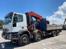 Iveco standard plató teherautó Eurotrakker 410E38 H