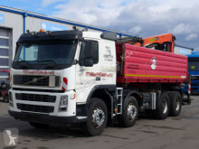 Volvo FM FM380*Euro3*8x4*Palfinger PK18000*orig.Kilometer truck used two-way side tipper