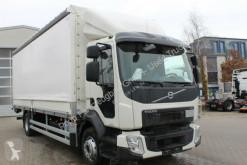 Volvo ponyvával felszerelt plató teherautó FL FL 280 4x2*Pritsche/Plane,EURO6D,LBW*