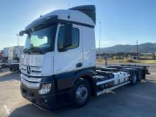 Mercedes BDF truck Actros 2543 L
