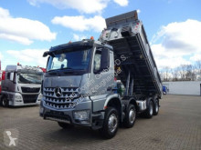 Camion tri-benne Mercedes Arocs 3242 3S Kipper mit Bordmatik 8x4