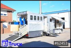 Kamion vůz na dopravu koní MAN TGA 26.460 XXL Slide Out 5 Pferde, TÜV 01/2022