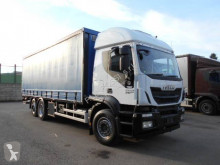 Camion Iveco Stralis AD 260 S 31 Y/P obloane laterale suple culisante (plsc) second-hand