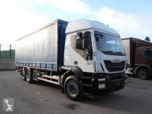 Camión lonas deslizantes (PLFD) Iveco Stralis AD 260 S 31 Y/P