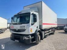 Renault plywood box truck Premium 310.19 DXI