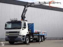 DAF CF75 truck used flatbed