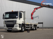 DAF CF85 truck used flatbed