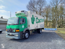 Mercedes Atego 1823 truck used mono temperature refrigerated