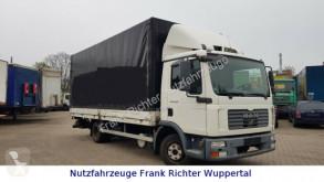 Camion centinato alla francese MAN TGL TGL 8.150, erst 299TKM, LBW, HU12/21