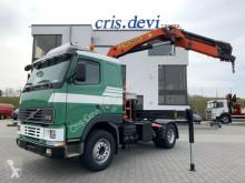 Cabeza tractora Volvo FH FH 420 4x2 Palfinger 16000 SZM| Euro 3 usada