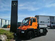 Camion plateau ridelles Unimog UNIMOG U300 4x4 Klima Standheizung Hydraulik