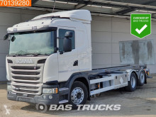 Camion Scania G 490 châssis occasion