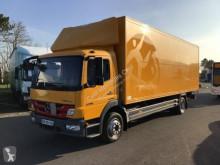Kamion Mercedes Atego 1218 NL dodávka použitý