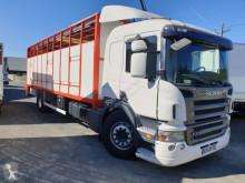 Camión remolque ganadero para ganado bovino Scania P 310
