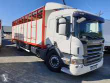 Camion bétaillère bovins Scania P 310