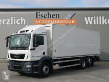 Camion MAN TGM TGM 26.340 6x2-4LL Ewers Getränkekoffer*LBW*EUR6 fourgon brasseur occasion