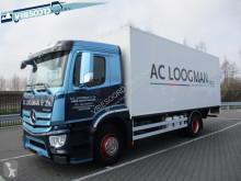 Mercedes furgon teherautó Antos