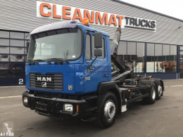 Camion MAN 26.400 Manual polybenne occasion