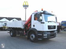 Camion benne MAN TGM TG-M 18.290 K 4x2 2-Achs Kipper Kran