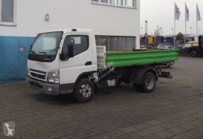 Mitsubishi Fuso Canter Fuso 65 2-Achs Kipper Meiller truck used three-way side tipper