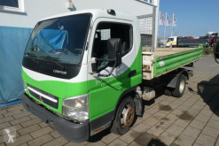 Camion Canter Fuso 65 2-Achs Kipper Meiller benne occasion