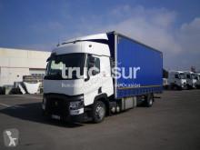 Camión lona corredera (tautliner) Renault T460 R4X2