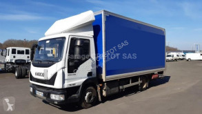 Camion Iveco Eurocargo ML 75 E 16 P fourgon déménagement occasion